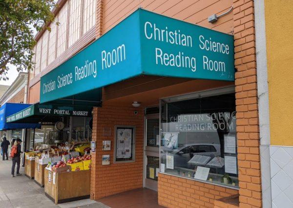 Christian Science Reading Room San Francisco